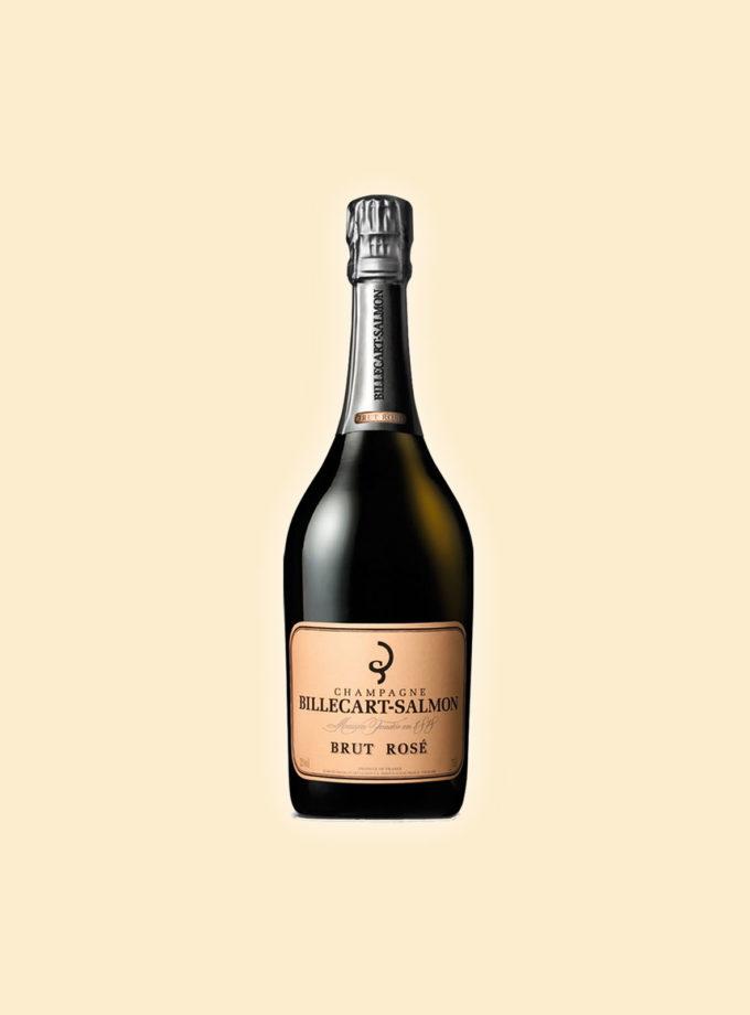 Billecart Salmon Brut Rosé Champagner