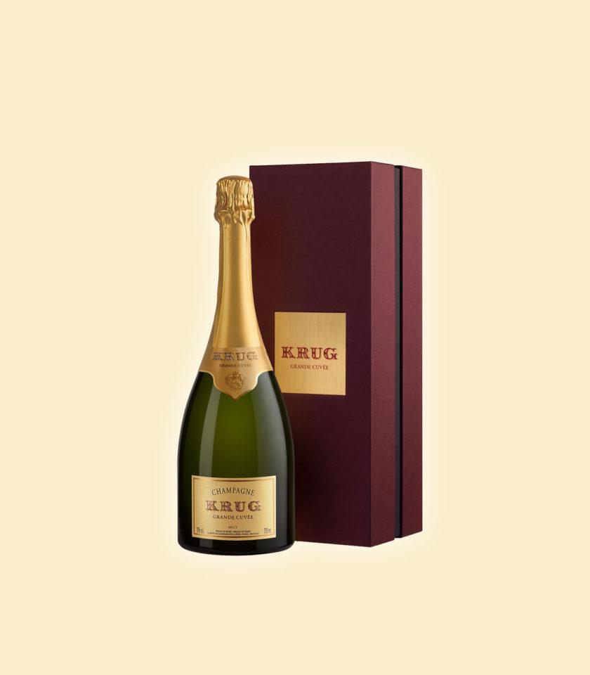 Krug Grande Cuvée Champagner
