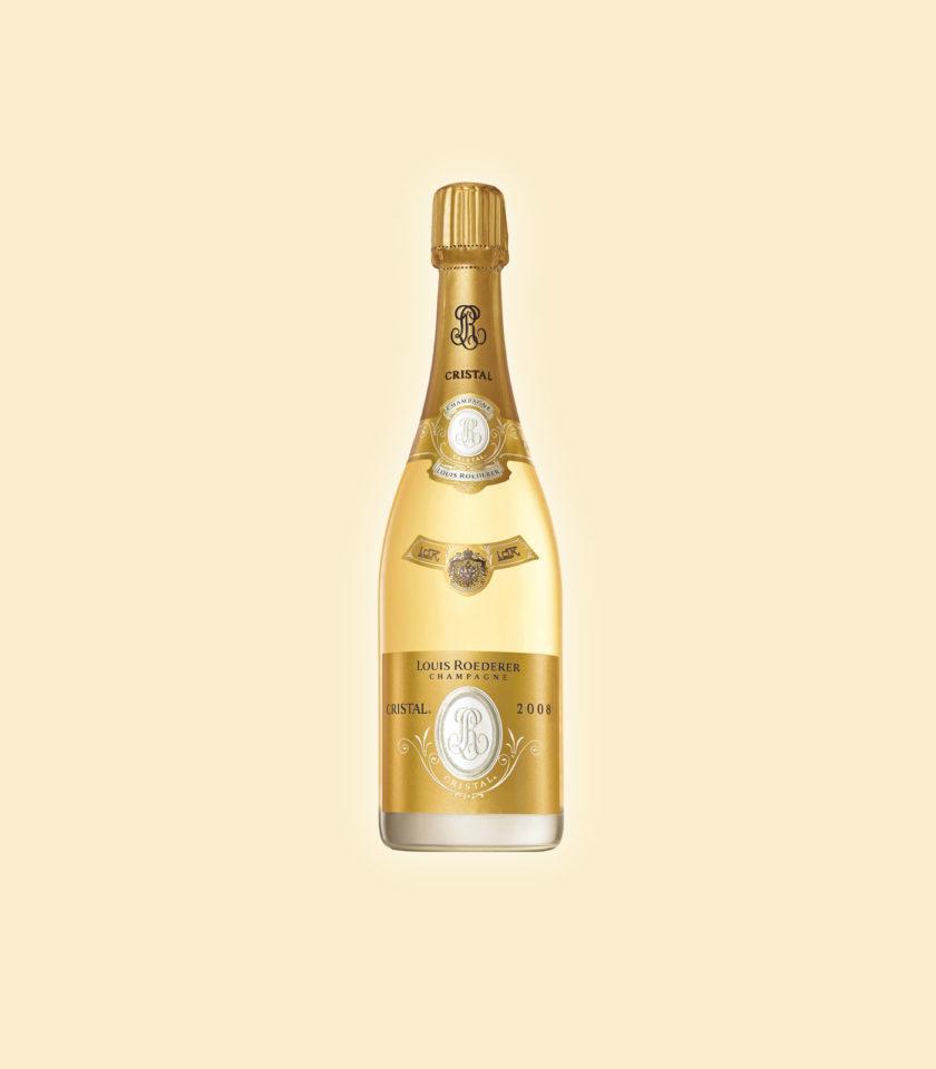 Louis Roederer Champagner Cristal 2008