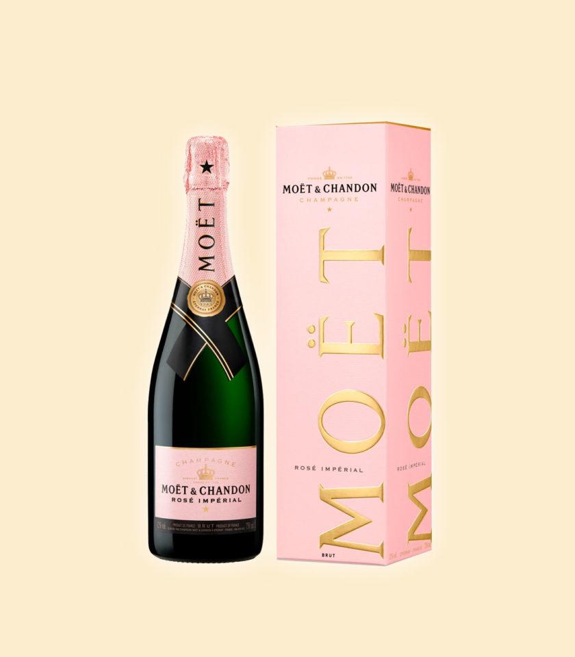 Moët & Chandon Brut Rosé Champagner