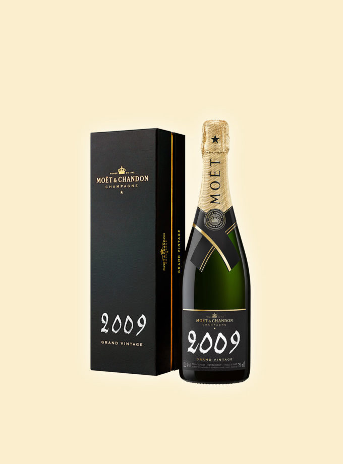 Moët & Chandon Grand Vintage 2009 Champagner