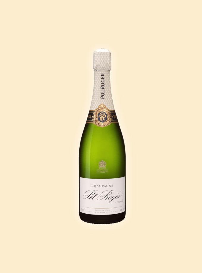 Pol Roger Brut Extra Cuvée de Réserve Champagner