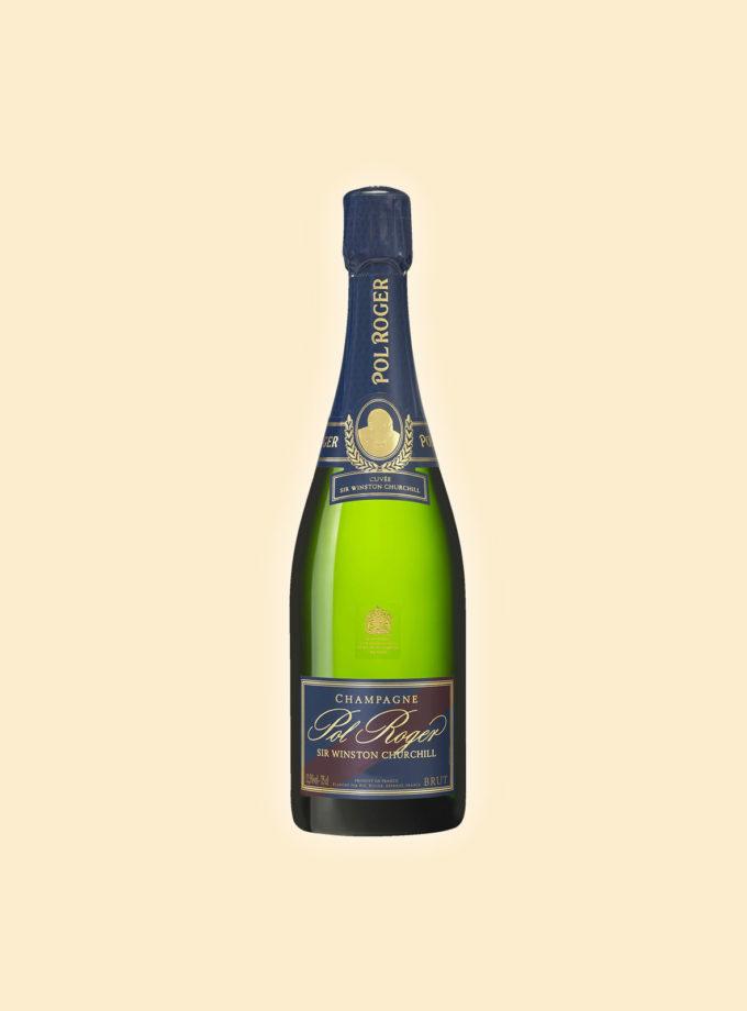 Pol Roger Cuvée Sir Winston Churchill 2008 Champagner