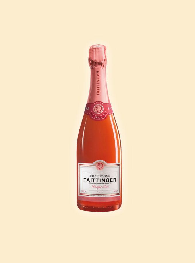 Taittinger Brut Prestige Rosé Champagner