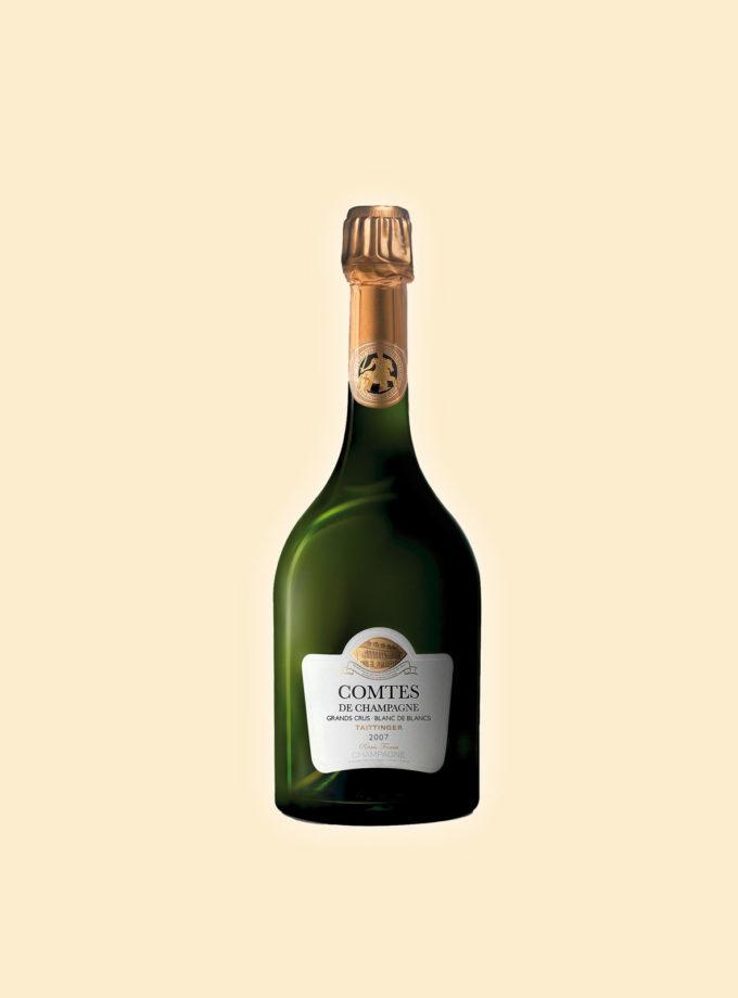 Taittinger Comtes de Champagne Blanc de Blancs 2007 Champagner