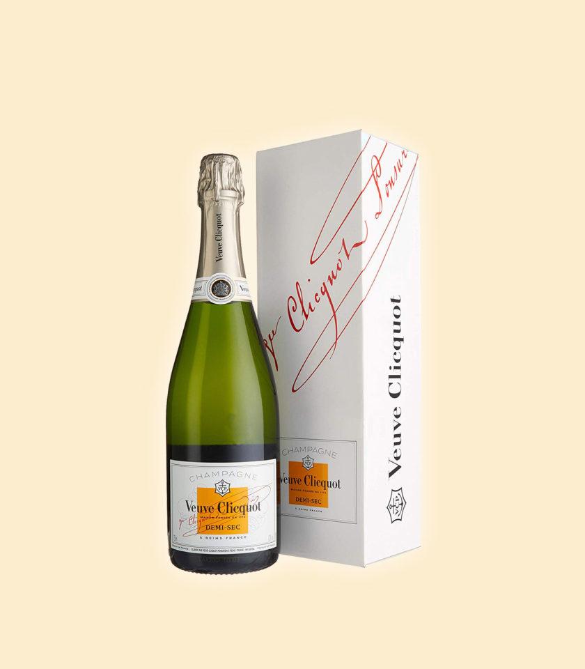 Veuve Clicquot Demi Sec Champagner